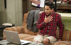 """Adhir Kalyan says his character isn't the butt of jokes in """"United States of Al."""""""