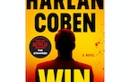 """Win,"" by Harlan Coben, 384 pages."