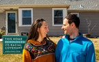 Veronica Soria Miller and her husband, Brad Miller, discovered their home in southwest Minneapolis had a racial covenant attached and worked to remove