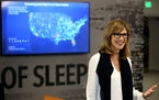 Shelly Ibach, Sleep Number president and CEO. (DAVID JOLES • david.joles@startribune.com)