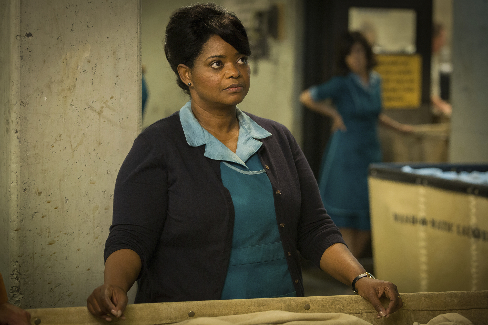 Octavia Spencer in the 'The Shape of Water.'
