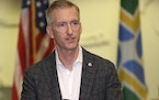 Portland Mayor Ted Wheeler.
