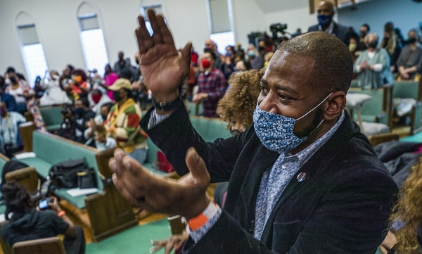 As a freshman in the Minnesota Legislature, activist John Thompson said he doesn't expect widespread popularity.