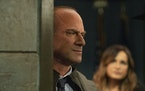 Christopher Meloni as Detective Elliot Stabler, Mariska Hargitay as Captain Olivia Benson