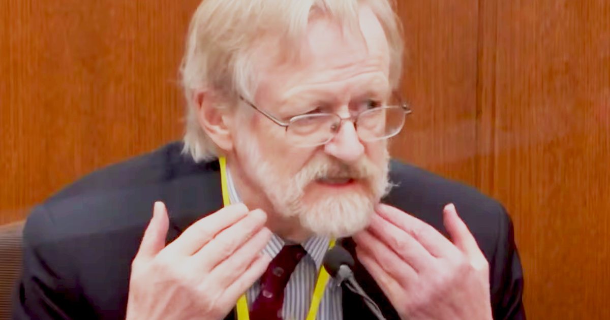 'It's like the left side is in a vise:' Breathing expert tells jurors that George Floyd died from lack of oxygen while under Derek Chauvin's knee
