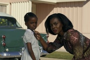 """Melody Hurd and Deborah Ayorinde in """"Them,"""" the new horror anthology series streaming on Amazon Prime."""
