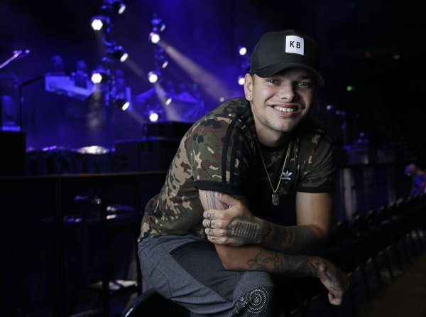 Kane Brown is coming to Target Center in January 2022.