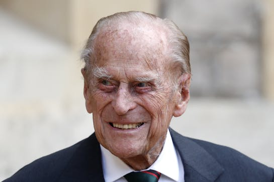 Britain's Prince Philip, Duke of Edinburgh