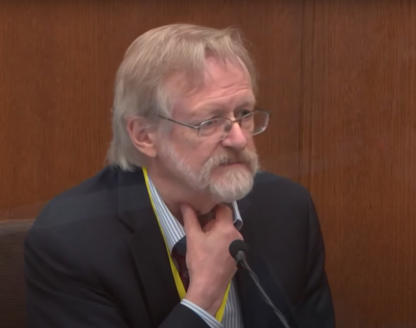 Dr. Martin Tobin, a Chicago physician who specialized in respiratory and critical care medicine for decades, told jurors that Floyd died due to lack o