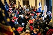 FBI arrests 2nd Minnesotan this week in storming of U.S. Capitol