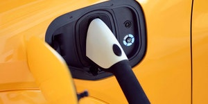 Minnesota Power wants to add fast-charge power stations for electric vehicles in its service area. (Ford Motor Co./TNS)