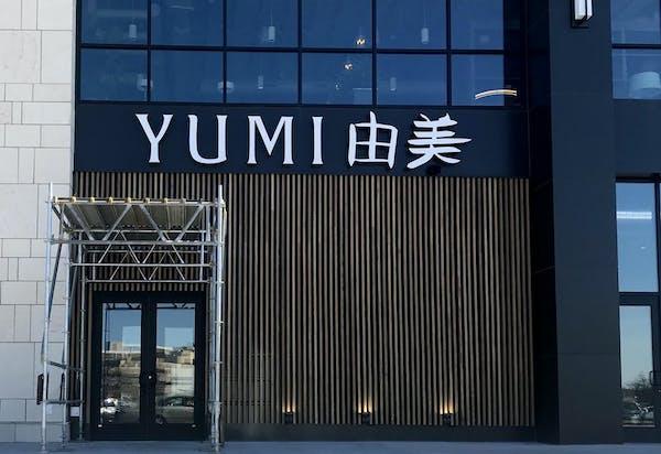 Yumi Japanese Restaurant + Bar is Southdale's latest eatery.