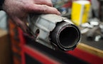St. Paul police say there have been 560 catalytic converter thefts reported in city this year — an average of almost six a day. Thefts are up 194% t