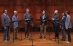 "Provided by Cantus Cantus performed Sydney Guillaume's ""Renmen Renmen"" to conclude its concert program ""Fields of Wonder,"" recorded at the O"