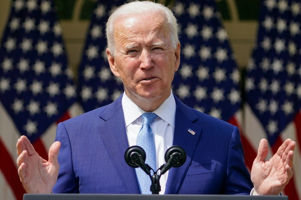President Joe Biden released a $1.5 trillion wish list for the federal budget on Friday, asking for an 8.4% increase in agency operating budgets with