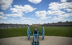 Historic Fort Snelling is kept preserved exactly how it would have looked 200 years ago.]ALEX KORMANN • alex.kormann@startribune.comEach day Histori