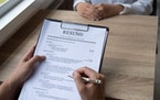 Previously successful executives who have damaged their resumes by job-hopping can get their careers back on track.