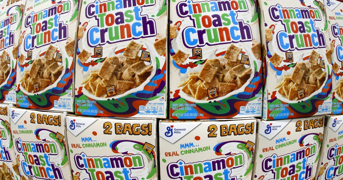 Big Food is watching you: General Mills and rivals go all in on analytics