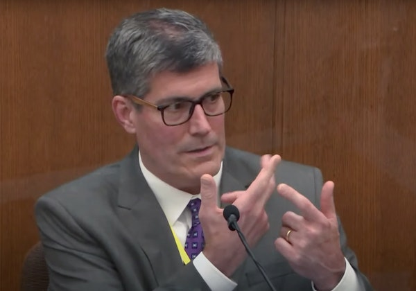 Dr. Andrew Baker, the medical examiner who did the autopsy on George Floyd, testified Friday at the trial of former Minneapolis police officer Derek C