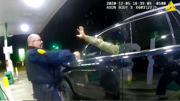 Lawsuit: Virginia police officers threatened Army officer during stop