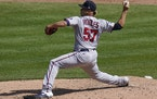 Twins relief pitcher Hansel Robles gave up one hit and no earned runs and struck out six in the first four appearances for his new team.