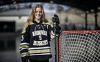 Peyton Hemp, Andover at Sunday March 14, 2021 In Edina, MN.] Jerry Holt •Jerry.Holt@startribune.com