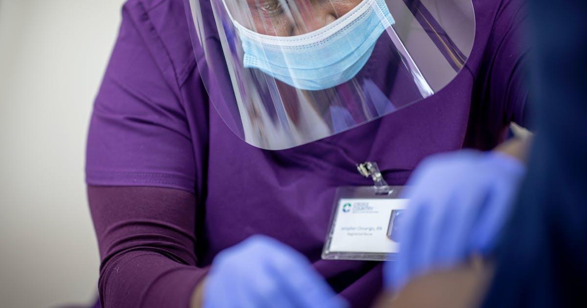 Vaccine 'passports' stir debate in Minnesota