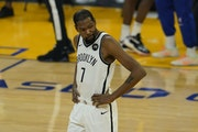 Kevin Durant had missed some time because of injuries but recently returned to the Nets lineup.