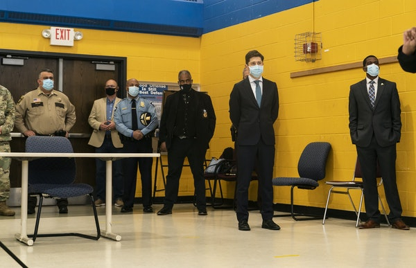 Many metro officials including Minneapolis Mayor Jacob Frey, St. Paul Mayor Melvin Carter, Minnesota Department of Pubic Safety commissioner John Harr