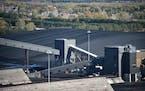 Xcel's Sherco power plant in Becker. (GLEN STUBBE/Star Tribune)
