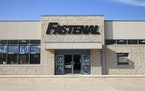 Fastenal's sales were up in the first quarter. (Photo provided by Fastenal)