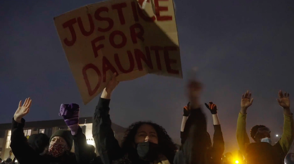 Brooklyn Center unrest grows after officer claims mistake in shooting, killing Daunte Wright