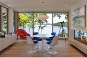 You'll get a sneak peek at photos of upcoming AIA Home of the Month winners, like this past winner.