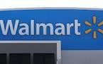 A Walmart store, in Walpole, Mass.