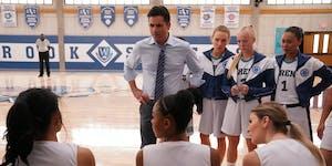 "John Stamos in ""Big Shot.""Disney Plus"