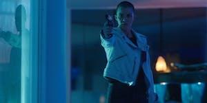 "Ruby Rose in ""Vanquish."" Lionsgate"