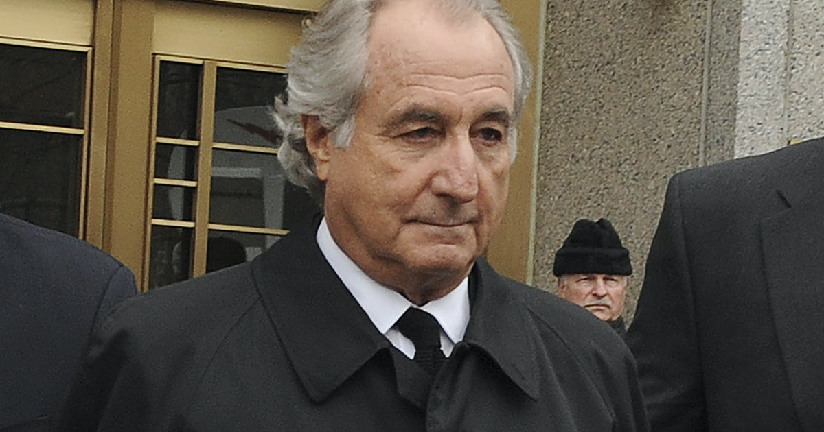 OPINION EXCHANGE | Bernie Madoff left behind only misery and heartache