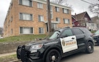 St. Paul police found the body of a 47-year-old woman when they were called to the apartment in the 400 block of Front Avenue in the North End neighbo
