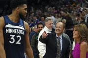 Glen Taylor has told the Star Tribune and other media outlets that there is language in the contract with Alex Rodriguez and Marc Lore to keep the tea