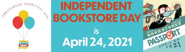 Independent Bookstore Day is next Saturday.