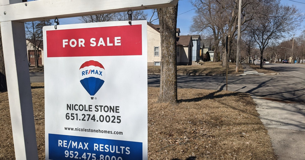 Central Minnesota home prices up 20% from a year ago