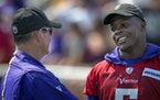 Mike Zimmer spoke with Teddy Bridgewater in 2017. Could a reunion be forthcoming?