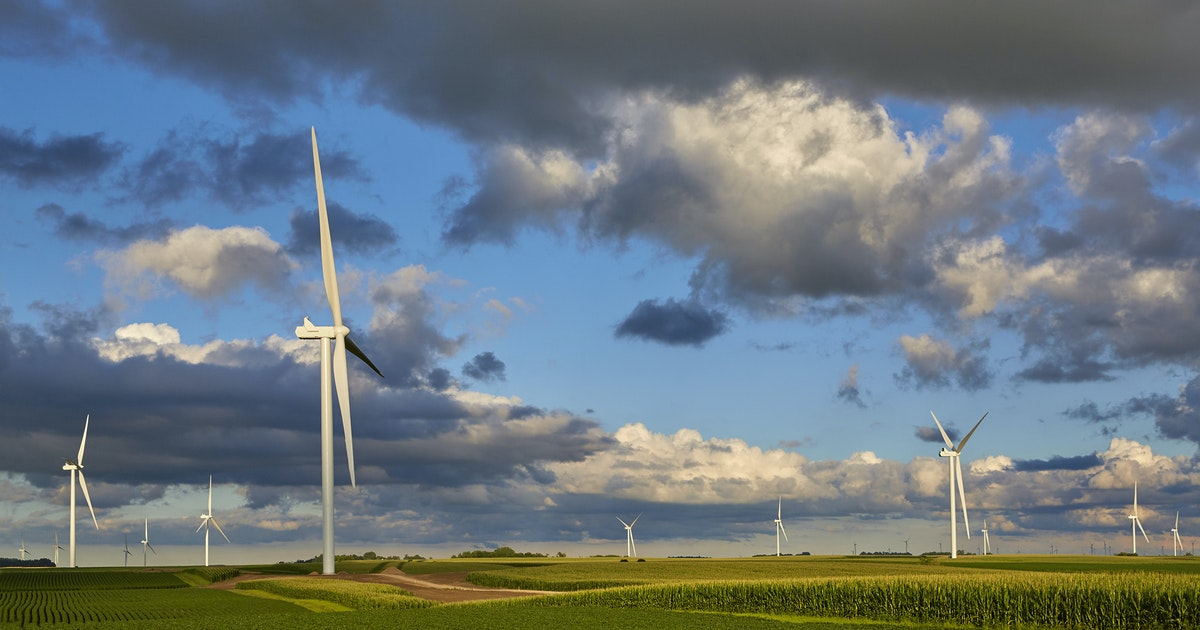 Zero-carbon electricity now provides most power in Minnesota