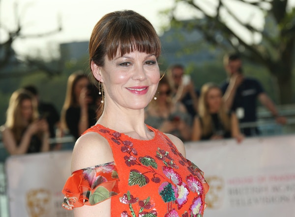 Helen McCrory at the British Academy Television Awards in London on May 8, 2016.