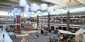 Maplewood Mall in October 2020.