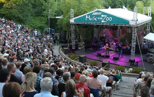 Until crowds can return in full like at this Willie Nelson concert, Music in the Zoo promoter Sue McLean & Associates is among the companies hoping fo