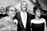 Anna Arnold Hedgeman Civil rights leader: Hedgeman, left, appeared in 1967 with the Rev. and Mrs. Stanley King, who helped found Sabathani Baptist Chu