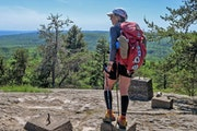 Conservation of Minnesota's treasured natural resources, such as Carlton Peak along the Superior Hiking Trail, is again under threat by efforts in t