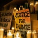 Oregon: A candlelit vigil in Portland on Monday honored Daunte Wright, 20, who was killed by police during a traffic stop in Brooklyn Center. On Frida