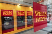 Wells Fargo & Co. says first-quarter net income jumped to $4.74 billion from $653 million a year earlier, when the pandemic struck the global economy.